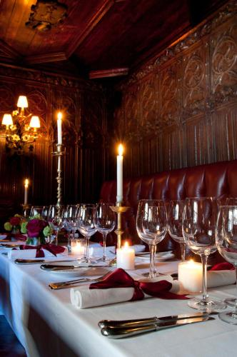 The Witchery By The Castle Edinburgh